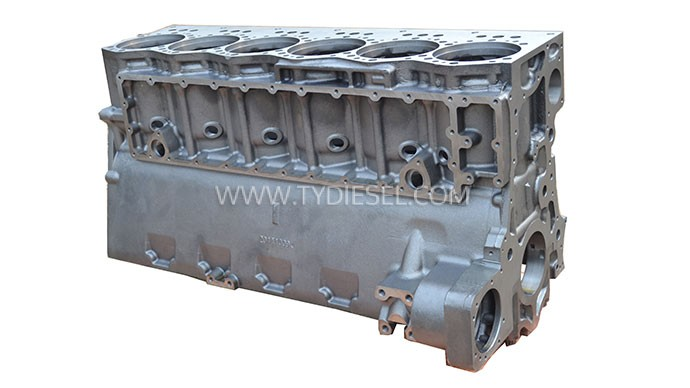 Cummins K19 Cylinder Block