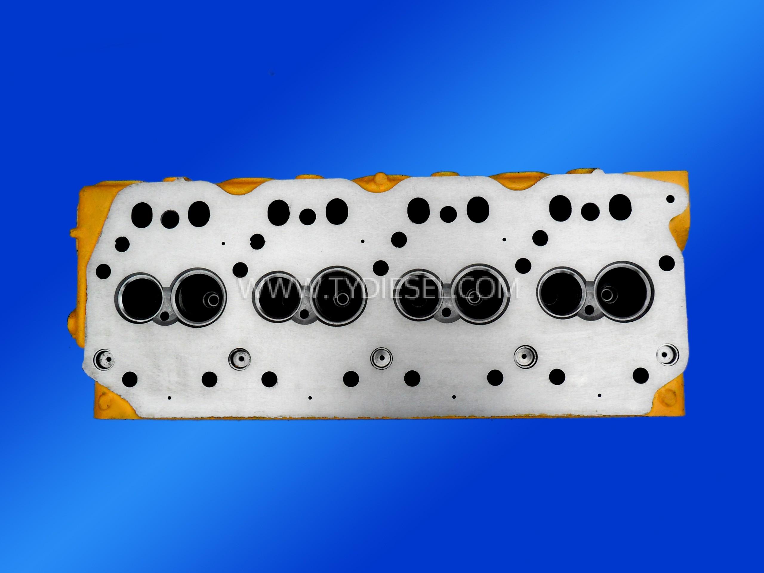 Mitsubishi S4K Cylinder Head