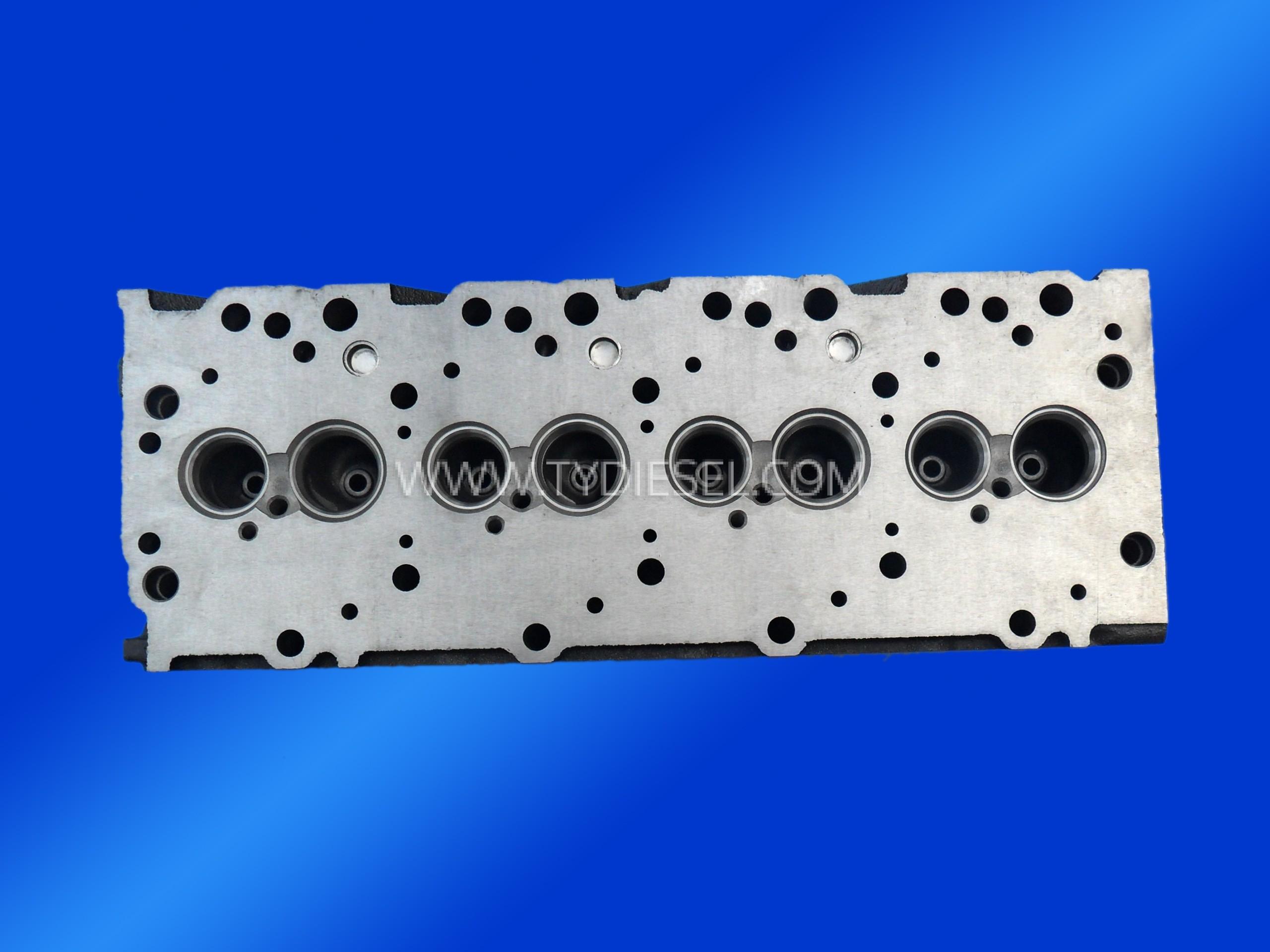 Isuzu 4JB1 Cylinder Head