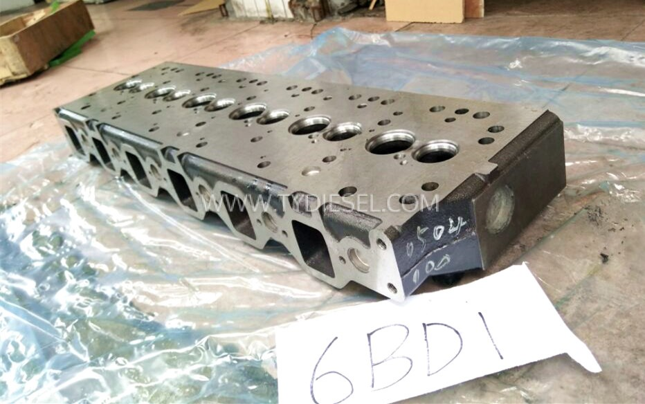 Isuzu 6BD1 Cylinder Head